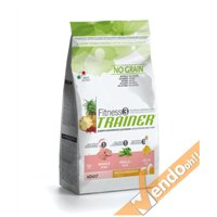 FITNESS3 ADULT MEDIUM MAXI SECCO MAIALE CANE ADULTO MEDIO GRANDE 12,5KG X 1 PZ